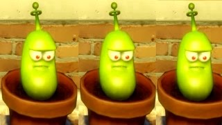 plants vs zombies garden warfare laser bean gameplay new plant