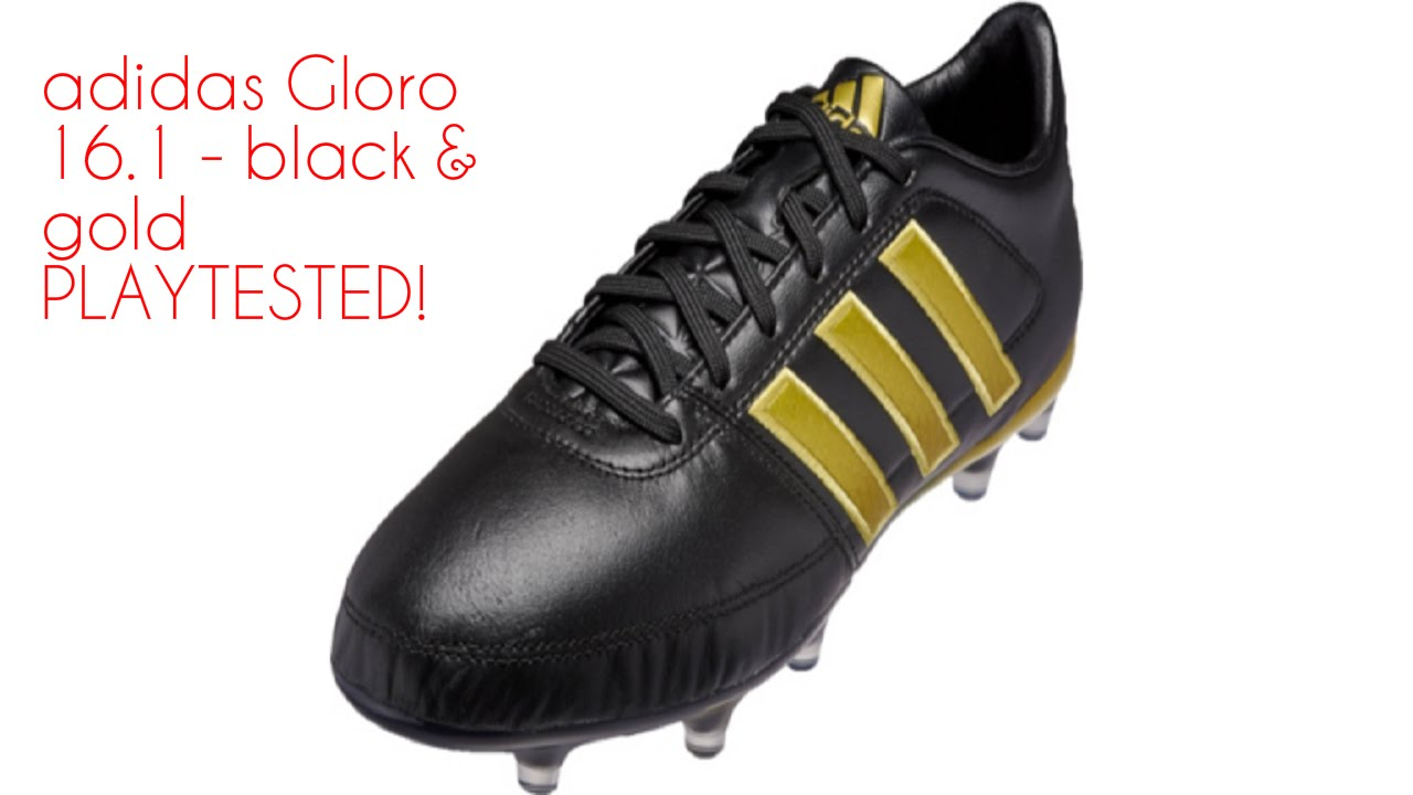 sports shoes 7cadb 74fa0 adidas Gloro 16.1 Test