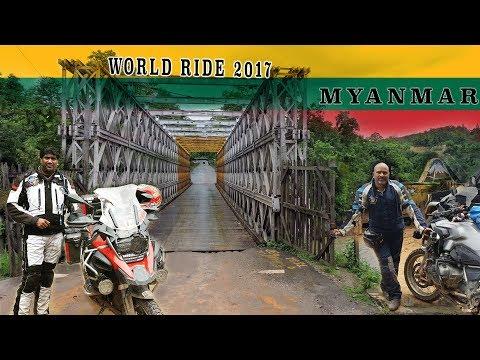 WORLD RIDE - MYANMAR, PART 1