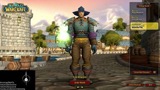 WoW #146 - Classic WoW Beta - lvl 58 Warlock - Alterac Valley