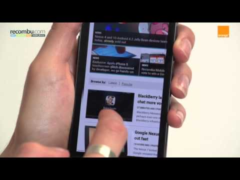 Huawei Ascend P1 LTE review