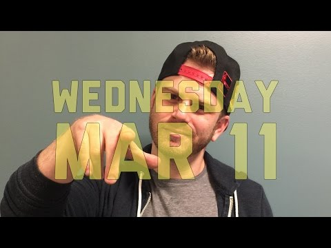 NBA Daily Show: Mar. 11 – The Starters