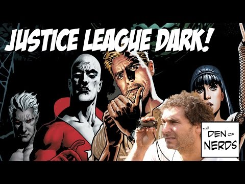 Justice League Dark Lives! Doug Liman now set to direct, but Guillermo Del Toro still involved!