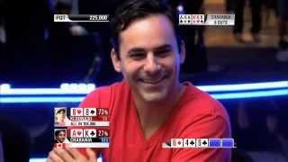 PCA 10 2013 - Main Event, Episode 7 | PokerStars.com