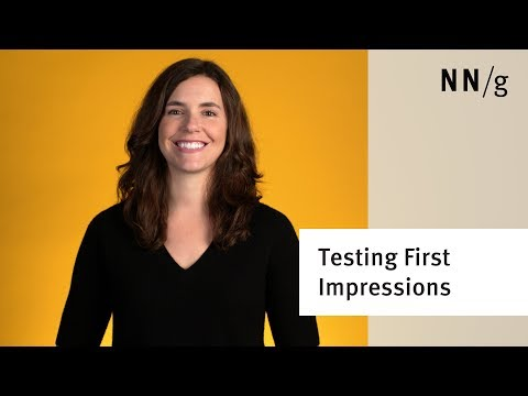 5-Second Usability Test