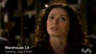 Warehouse 13 Season 2 Promo trailer