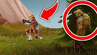 THIS SKIN SHOULD BE BANNED | *NEW* REX SKIN TROLL | Fortnite Battle Royale