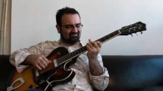 Fingerstyle Jazz Guitar So Tinha Que Ser Com Voce