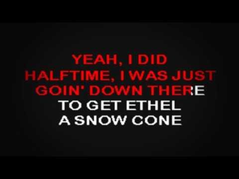 SC2326 06   Stevens, Ray   Streak, The [karaoke]