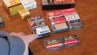 Collecting Vintage and Antique 22 Ammo Boxes | 22Tony