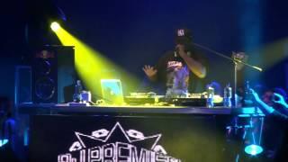 Dj Premier Live in Santiago, Chile. 2012/08/05. HD.