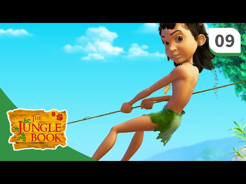 The Jungle Book  ☆ Fished Out ☆ Season 1 - Episode 9 - Full Length