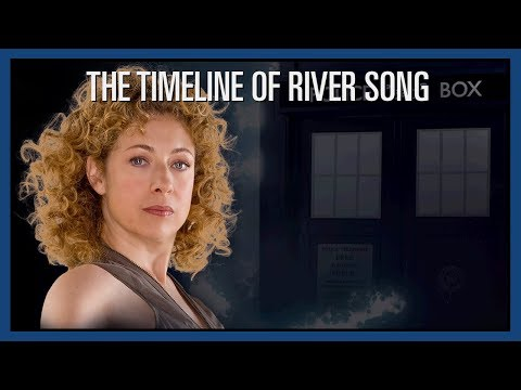 Custom Who - Episode 34 - The Timeline of River Song