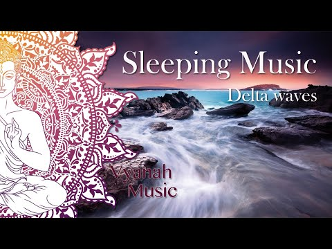 Sleep Music, Delta Waves, Insomnia, Calm Music for Deep Sleep, Relaxing Music.