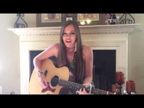 """Country Artist Mary Kate Farmer singing """"Rich"""" by Maren Morris"""