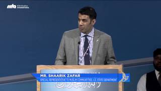 Guest Speakers at Jalsa Salana USA 2014