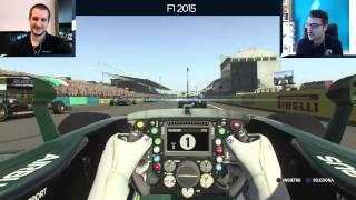 F1 2015 - Everyeye.it Live Streaming