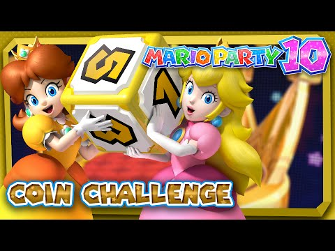 Mario Party 10 - Coin Challenge