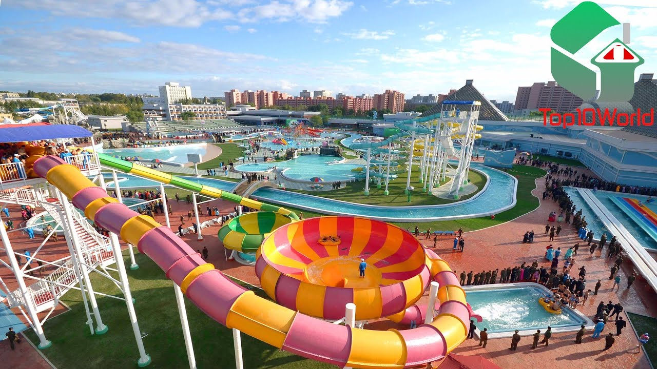 Top 13 Best Waterparks In India Youtube