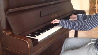 Julius Caesar - Shindy (piano cover)
