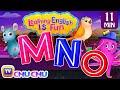 MNO Songs ChuChu TV Learning English Is Fun ABC Phonics Words Learning For Preschool Children mp3