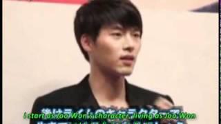 Video [10.11.10] Secret Garden: Ha Ji Won - Hyun Bin Interview at Innolife [Eng] download MP3, 3GP, MP4, WEBM, AVI, FLV April 2018