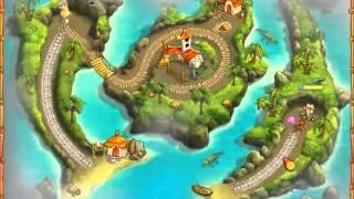 За семью морями 4 - Игровое видео
