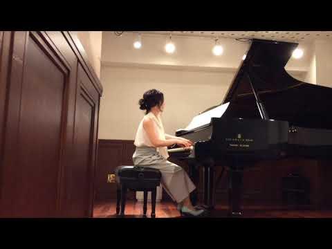 "Piano Etudes 1. ""Désordre"" György Ligeti Piano: Yukiko Kojima  リゲティ ピアノエチュード 第1番 「無秩序」ピアノ 小島由記子"
