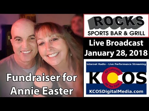 Street Corner Gypsy - Annie Easter Fundraiser Live from Rocks in Colorado Springs, CO