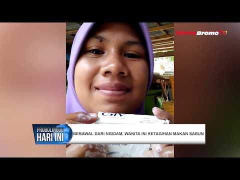 Berawal dari Ngidam, Wanita Probolinggo Ketagihan Makan Sabun | Probolinggo Hari Ini