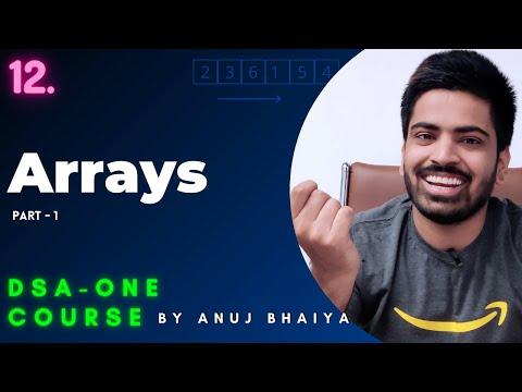 Arrays Part -