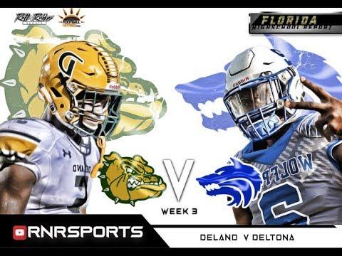 HS REPORT | WK3 Deland V Deltona