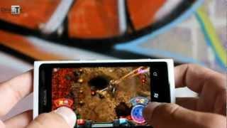 Обзор Nokia Lumia 800