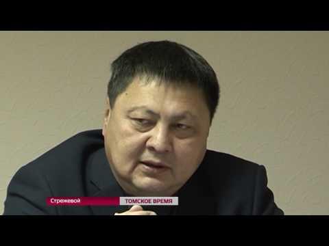 Стрежевой с рабочим визитом посетил заместитель губернатора по социальной политике Чингис Акатаев