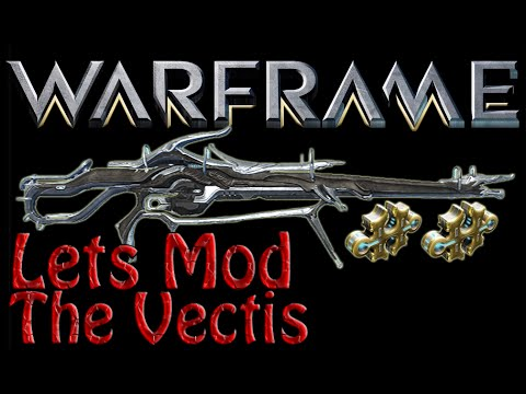 warframe how to get 4 mods in my warframe