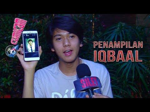 Penampilan Iqbaal Ramadhan Dari Masa Ke Masa - Cumicam 02 November 2018