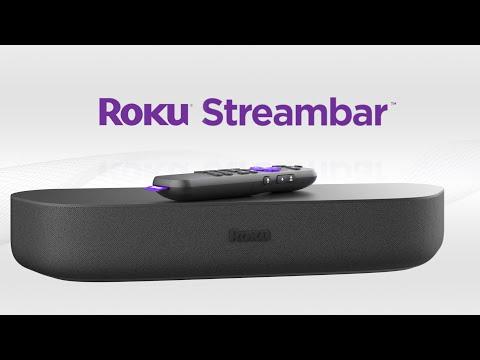Introducing the Roku Streambar | Model 9102 | 2020