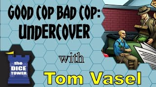 Good Cop Bad Cop: Undercover - Review With Tom Vasel