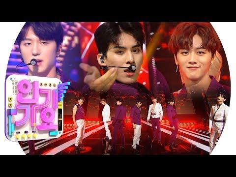 SF9(에스에프나인) - RPM @인기가요 Inkigayo 20190721