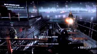 Medal of Honor Warfighter Walkthrough Part 1 No Commentary