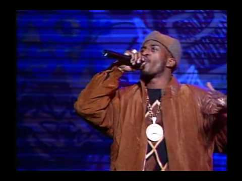 Eric B & Rakim - Let the Rhythm Hit 'Em (Live)