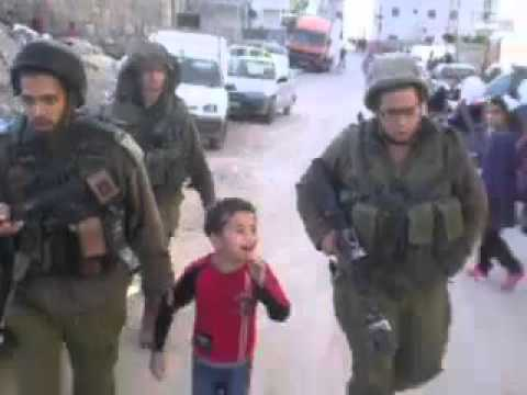 CHILDREN'S DETENTION IN OCCUPIED PALESTINE
