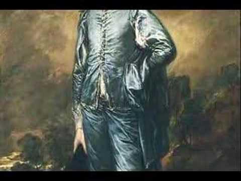 Blue Boy - Thomas Gainsborough @ The Huntington