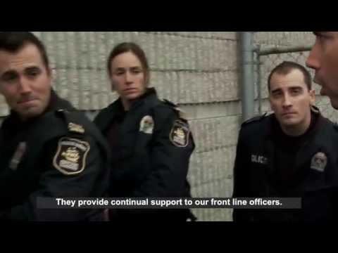 Quebec City Police Department (Service de police de la Ville de Québec)
