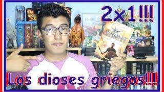 Reseña... Percy Jackson y los dioses griegos!!!   #BooktuberSanborns   BookVieMex