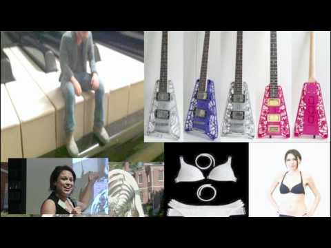 Ignite Taipei 3D Printing with Nicole Scott