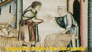 "cantiga 147 ""A Madre do que a Bestia de Balaam falar fez"""