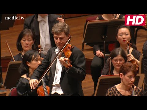 """Gianandrea Noseda with James Ehnes - Berg: Concerto for Violin, """"To the Memory of an Ange"""