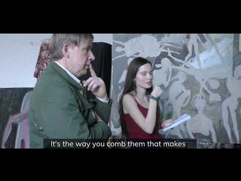 Promotional Teaser for EU4ART by the Art Academy of Latvia