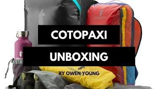 Allpa 35L Adventure Travel Pack Unboxing | Diana Kitsune